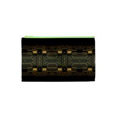 Board Digitization Circuits Cosmetic Bag (xs)