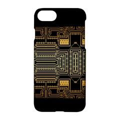Board Digitization Circuits Apple Iphone 7 Hardshell Case by Nexatart