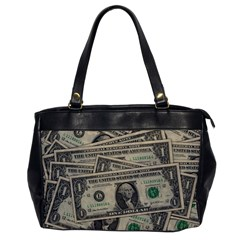 Dollar Currency Money Us Dollar Office Handbags by Nexatart