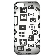 Icon Ball Logo Google Networking Apple Iphone 5 Hardshell Case With Stand by Nexatart