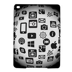 Icon Ball Logo Google Networking Ipad Air 2 Hardshell Cases