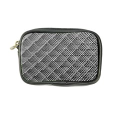 Grid Wire Mesh Stainless Rods Coin Purse