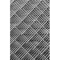 Grid Wire Mesh Stainless Rods 5 5  X 8 5  Notebooks by Nexatart