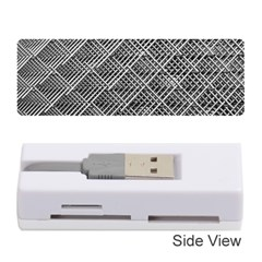 Grid Wire Mesh Stainless Rods Memory Card Reader (stick)