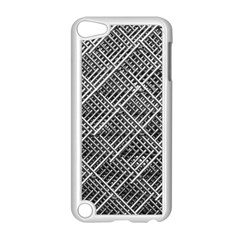 Grid Wire Mesh Stainless Rods Apple Ipod Touch 5 Case (white)