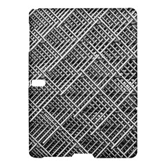 Grid Wire Mesh Stainless Rods Samsung Galaxy Tab S (10 5 ) Hardshell Case  by Nexatart