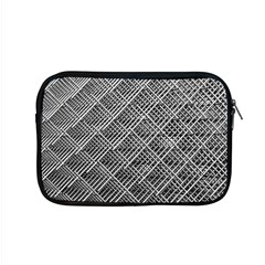 Grid Wire Mesh Stainless Rods Apple Macbook Pro 15  Zipper Case
