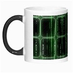 Matrix Earth Global International Morph Mugs Left