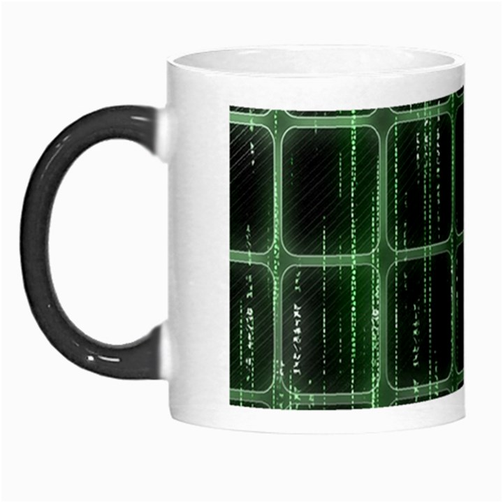 Matrix Earth Global International Morph Mugs