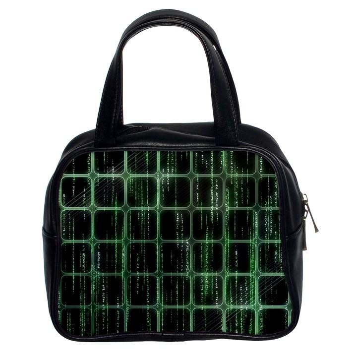Matrix Earth Global International Classic Handbags (2 Sides)