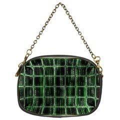 Matrix Earth Global International Chain Purses (one Side)