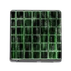 Matrix Earth Global International Memory Card Reader (square)