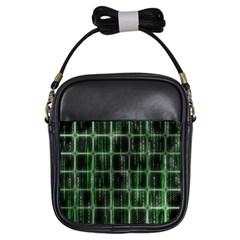 Matrix Earth Global International Girls Sling Bags by Nexatart