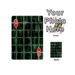 Matrix Earth Global International Playing Cards 54 (Mini)  Front - HeartQ