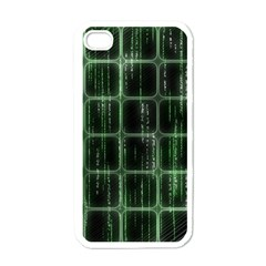 Matrix Earth Global International Apple Iphone 4 Case (white)