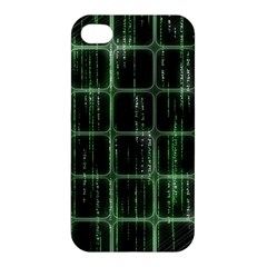 Matrix Earth Global International Apple Iphone 4/4s Premium Hardshell Case