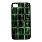 Matrix Earth Global International Apple iPhone 4/4S Hardshell Case with Stand