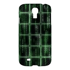 Matrix Earth Global International Samsung Galaxy S4 I9500/i9505 Hardshell Case
