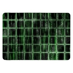Matrix Earth Global International Samsung Galaxy Tab 8 9  P7300 Flip Case by Nexatart