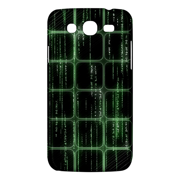 Matrix Earth Global International Samsung Galaxy Mega 5.8 I9152 Hardshell Case