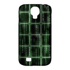 Matrix Earth Global International Samsung Galaxy S4 Classic Hardshell Case (PC+Silicone)