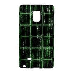 Matrix Earth Global International Galaxy Note Edge by Nexatart