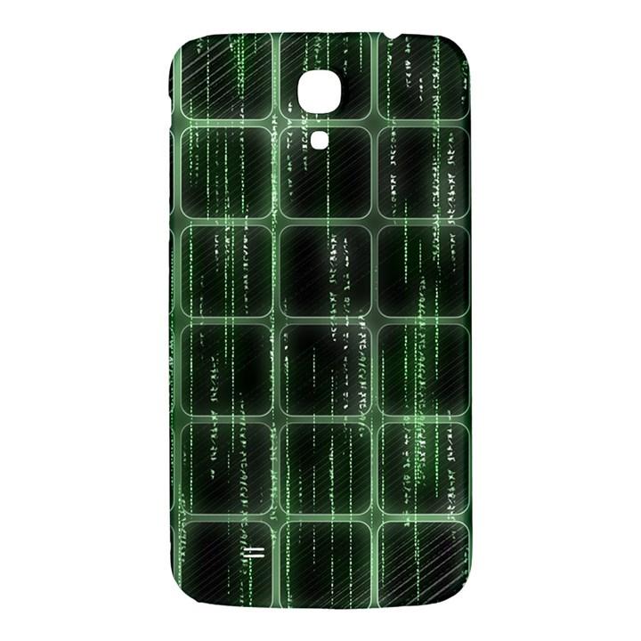 Matrix Earth Global International Samsung Galaxy Mega I9200 Hardshell Back Case