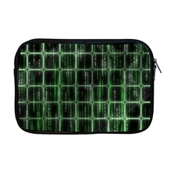 Matrix Earth Global International Apple Macbook Pro 17  Zipper Case