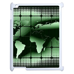Matrix Earth Global International Apple Ipad 2 Case (white)