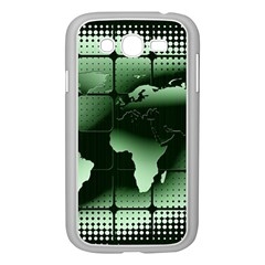 Matrix Earth Global International Samsung Galaxy Grand Duos I9082 Case (white)