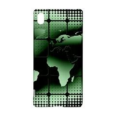 Matrix Earth Global International Sony Xperia Z3+ by Nexatart