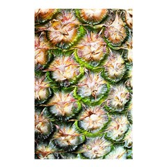 Pineapple Texture Macro Pattern Shower Curtain 48  X 72  (small)