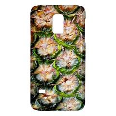 Pineapple Texture Macro Pattern Galaxy S5 Mini