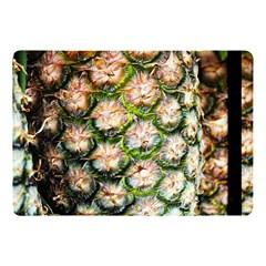 Pineapple Texture Macro Pattern Apple Ipad Pro 10 5   Flip Case