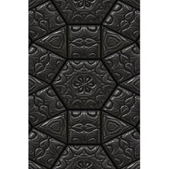 Tile Emboss Luxury Artwork Depth 5 5  X 8 5  Notebooks by Nexatart