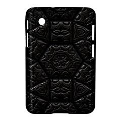 Tile Emboss Luxury Artwork Depth Samsung Galaxy Tab 2 (7 ) P3100 Hardshell Case  by Nexatart