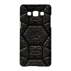 Tile Emboss Luxury Artwork Depth Samsung Galaxy A5 Hardshell Case