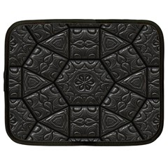Tile Emboss Luxury Artwork Depth Netbook Case (xxl)