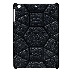 Tile Emboss Luxury Artwork Depth Apple Ipad Mini Hardshell Case by Nexatart