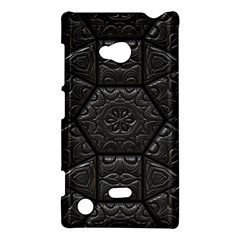 Tile Emboss Luxury Artwork Depth Nokia Lumia 720 by Nexatart
