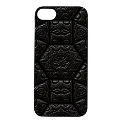 Tile Emboss Luxury Artwork Depth Apple Iphone 5s/ Se Hardshell Case