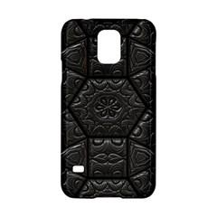 Tile Emboss Luxury Artwork Depth Samsung Galaxy S5 Hardshell Case