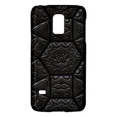 Tile Emboss Luxury Artwork Depth Galaxy S5 Mini