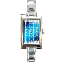 Tile Square Mail Email E Mail At Rectangle Italian Charm Watch