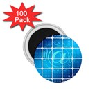 Tile Square Mail Email E Mail At 1.75  Magnets (100 pack)  Front
