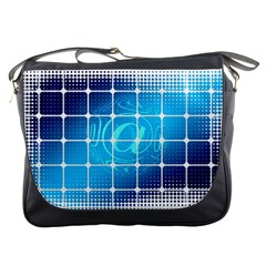 Tile Square Mail Email E Mail At Messenger Bags