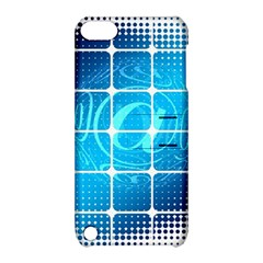 Tile Square Mail Email E Mail At Apple Ipod Touch 5 Hardshell Case With Stand by Nexatart