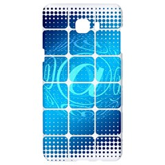 Tile Square Mail Email E Mail At Samsung C9 Pro Hardshell Case  by Nexatart