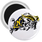 Navy Midshipmen -  3  Magnet