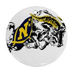 Navy Midshipmen -  Ornament (Round)